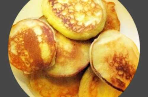 Grain Free Cashew Flour Pancakes from knowgluten.me