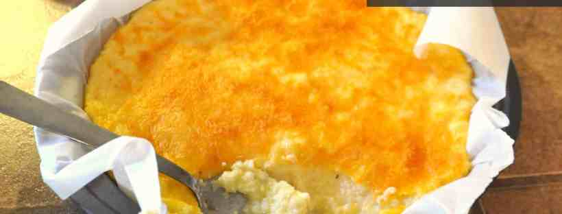 Gluten Free Cheese Grits from Knowgluten.me