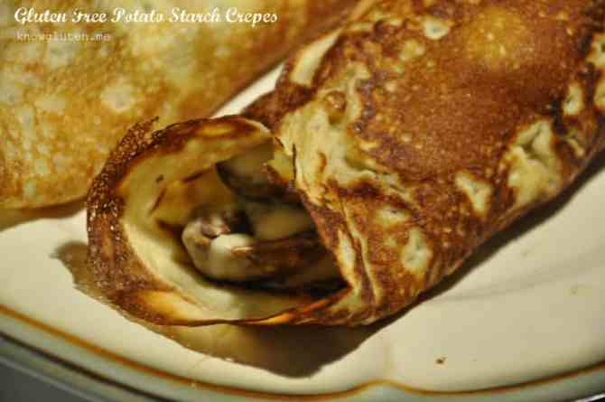 gluten free bread alternative, gluten free tortillas or crepes from knowgluten