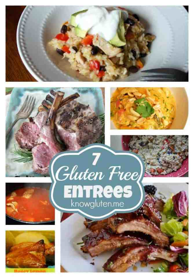 These recipes are all either naturally gluten free or easily made gluten free with one small substitution. knowgluten.me