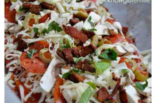 Easy Gluten Free, Grain Free Pizza Crust!! from knowgluten.me