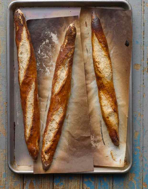 Gluten Free Artisan Bread in Five Minutes a Day Review and Gluten Free Baguette Recipe at knowgluten.me