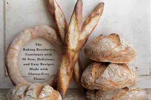 Gluten Free Artisan Bread in Five Minutes a Day review and recipe knowgluten.me