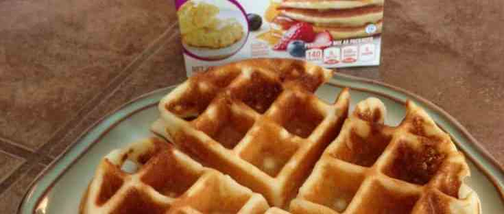 Gluten Free Bisquick Waffle Recipe Review from knowgluten.me