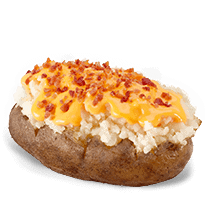 Wendy's Baked Potato