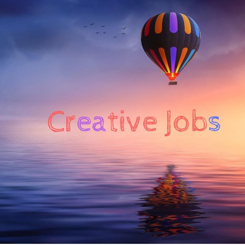 Creative & Freelance Jobs