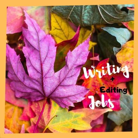 Freelance Writing Jobs List