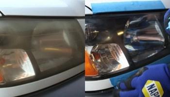 Know-How Notes - Using 3M's Headlight Restoration KitNAPA