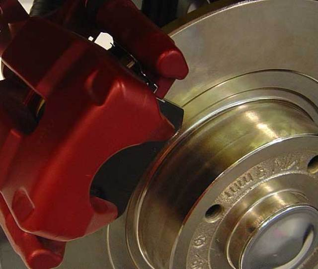 Front Brakes Vs Rear Brakes A Short Lesson In Physics