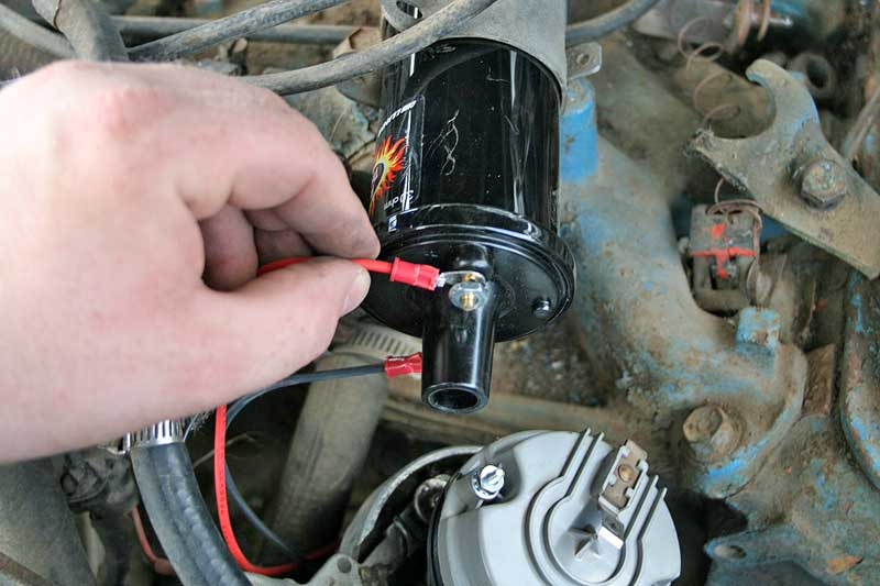 Pertronix Ignitor Electronic Ignition Kit Install