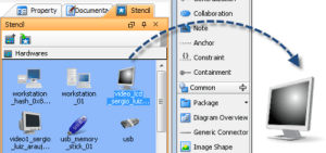 How to Import Microsoft Visio Stencils  Visual Paradigm