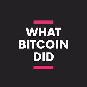 What-Bitcoin-Did Video Podcast Crypto Interviews