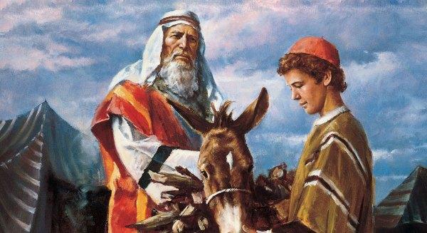 abraham and isaac # 9