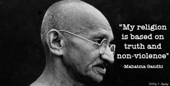 Gandhi and Religion