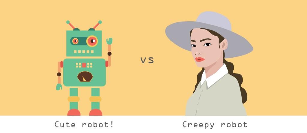 The emotional mechanics of the robot-human interaction