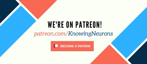 Knowing Neurons is on Patreon at patreon.com/knowingneurons