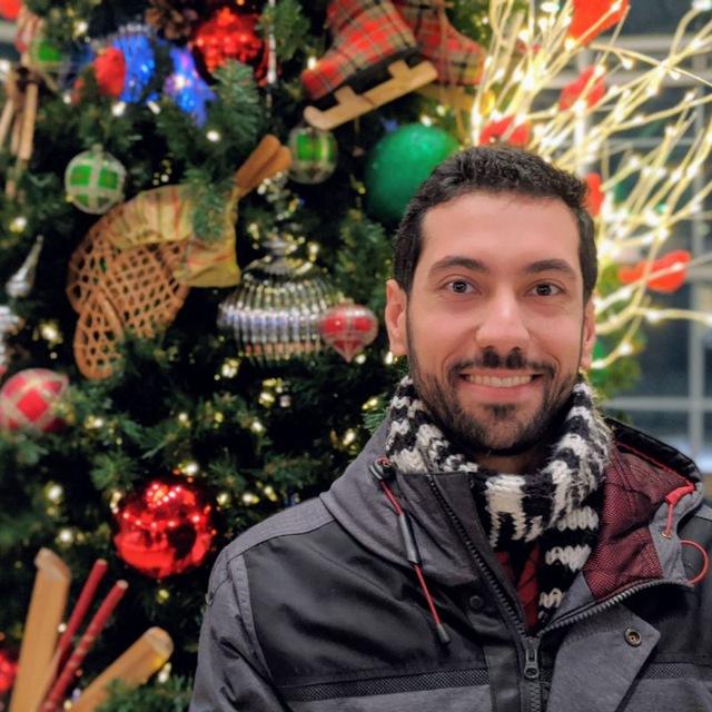 Amin Kamaleddin, Business Development Officer