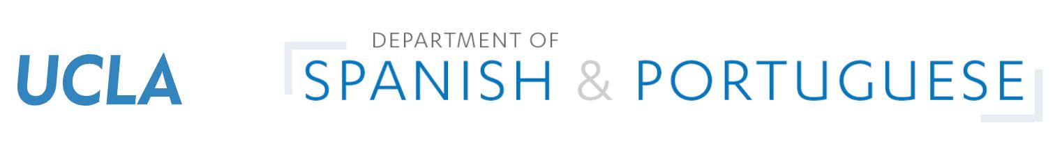Spanish and Hispanic Community Outreach UCLA