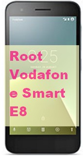 Root Vodafone Smart E8