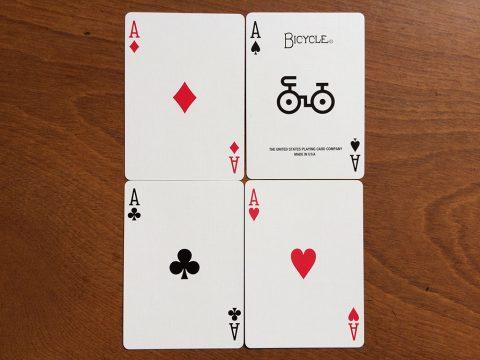 トランプ(BICYCLE×KINASHI CYCLE)カードイメージ3です