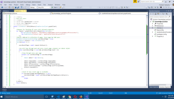 Office 365 – Microsoft Graph – Part 4 – Fetching all Office