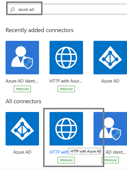 Power Platform - Power Automate - HTTP with Azure AD connector