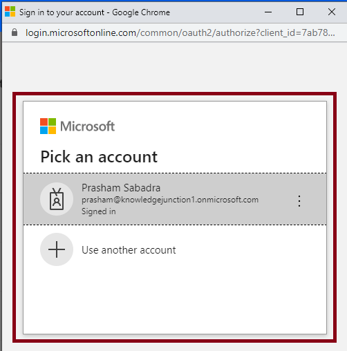 Power Automate - Connection to O365