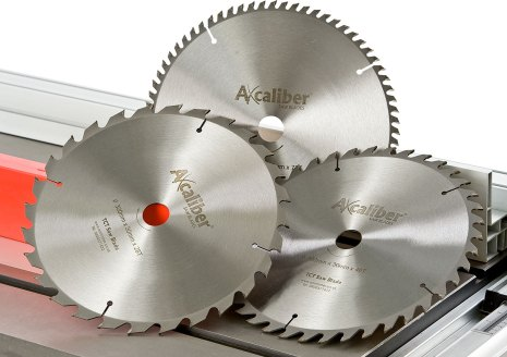 3. Choose the right Axcaliber saw blade for the task