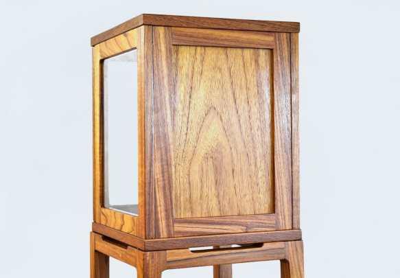 Back of cabinet