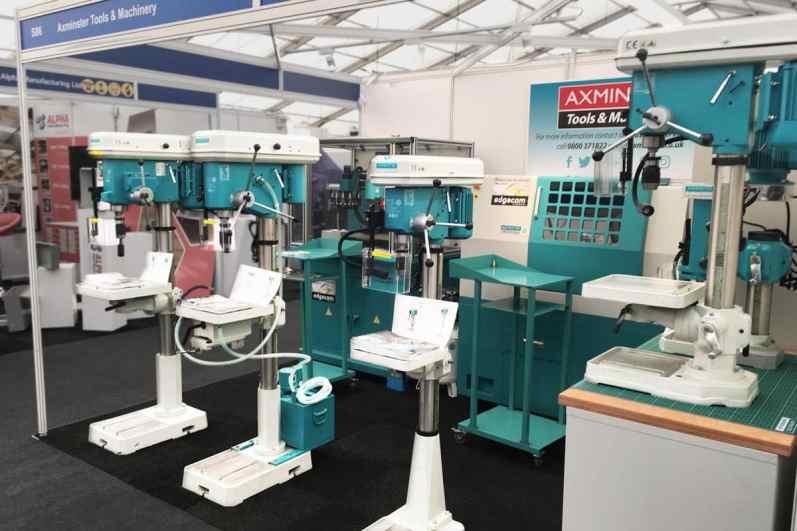 Axminster machines