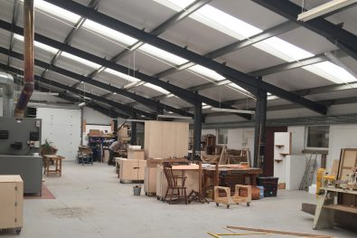 Sylva Wood Centre - Central Space
