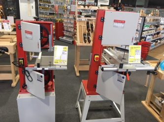 Bandsaw clearance offers