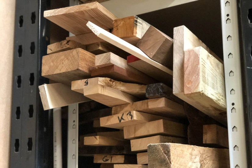 Pallet Offcuts