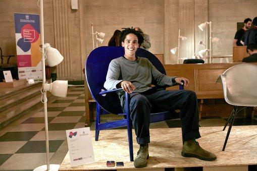 Mac Collins - Iklwa Chair