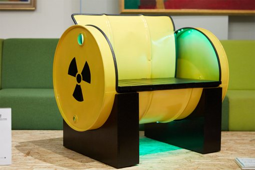 Brodie Haward - Radioactive Bench