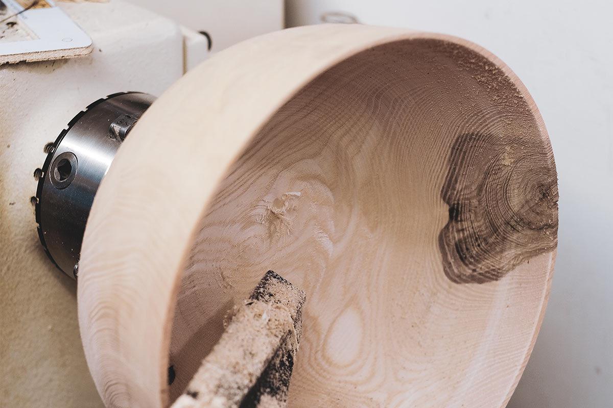 Woodcut Max3 Bowlsaver