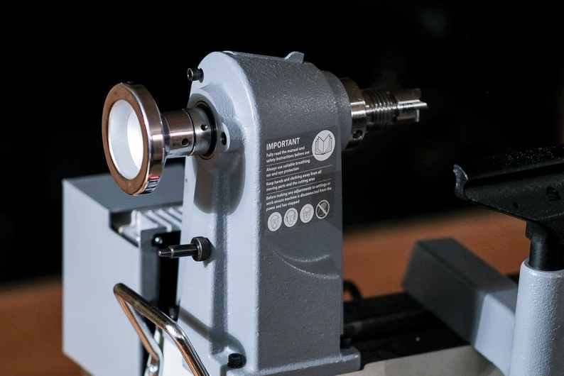 The AT350WL Woodturning Lathe