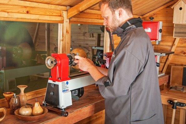Axminster Hobby Series lathe