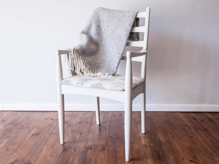 Finished chair