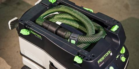 Simple to coil the hose
