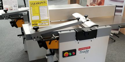 129PT Planer/Thicknesser now only £1,299.96 (was £1,749.96)