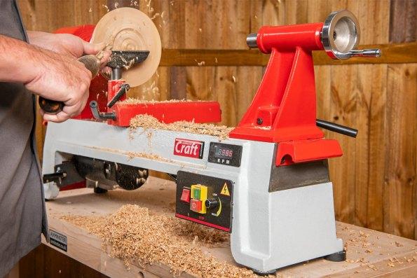 Axminster Craft AC355WL Woodturning Lathe