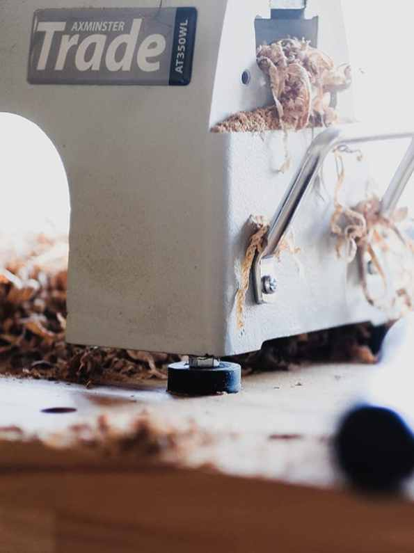 The AT350WL Woodturning Lathe Review