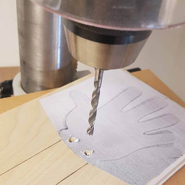 Cut and Drill 12