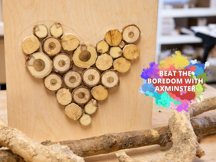 Beat The Boredom   Woodworking Projects For Young Kids – Wooden Heart