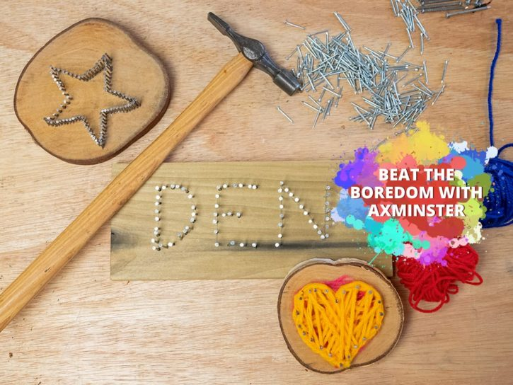 Beat The Boredom | Woodworking Projects For Young Kids