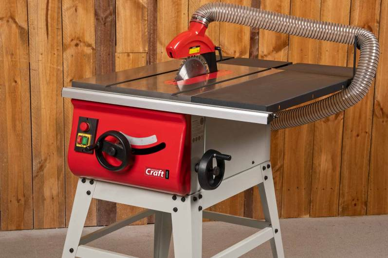 AC354TS Table Saw 1