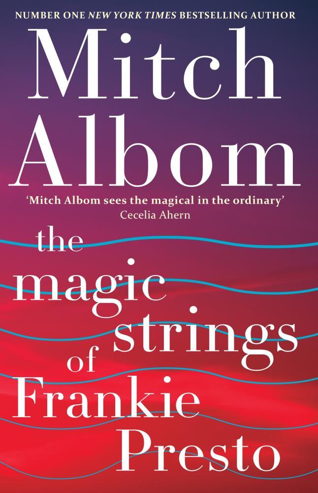 Image result for the magic strings of frankie presto