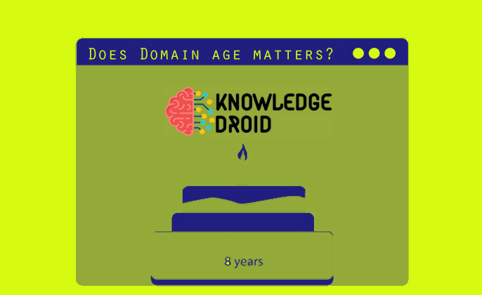 Does domain age matters