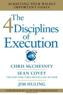 Disciplines of Execution Book
